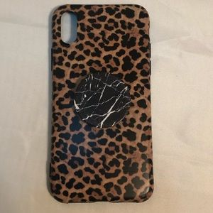 Leopard Case for iPhone X